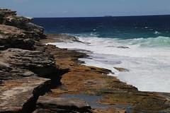 IMG_0040 (gervo1865_2 - LJ Gervasoni) Tags: sculpture by sea bondi tamarama 2019 photographerljgervasoni art festival event coast coastal walk cliffs water sand sky sunny day spring