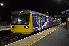 Northern Pacer 142063 (Will Swain) Tags: hull station 5th october 2019 train trains rail railway railways transport travel uk britain vehicle vehicles england english europe transportation class north east yorkshire humberside humber brough northern pacer 142 142063 63