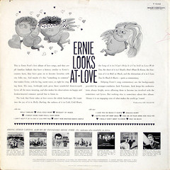 Ernie Looks At Love - Back Cover (epiclectic) Tags: 1961 tennesseeernieford backcover epiclectic vintage vinyl record album cover art retro music sleeve collection lp epiclecticcom