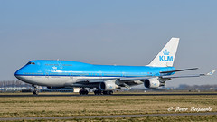 PH-BFG   Boeing 747-400 - KLM Royal Dutch Airlines (Peter Beljaards) Tags: msn24517 boeing747400 guayaquil cityofguayaquil 747 b747 boeing747 phbfg aircraft jetliner passengerjet polderbaan ams eham nikon70300mmf4556 aviationphotography klm 36l runway36l schiphol