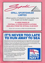 Doncaster Rovers vs Gillingham - 1989 - Page 23 (The Sky Strikers) Tags: doncaster rovers gillingham belle vue ground barclays league division four official programme 60p