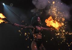 spark (rafasmm) Tags: łódź lodz poland polska europe dancing fire show tattoo days festival team fuel girls people color nikon d90 nikkor afs 18105 spark
