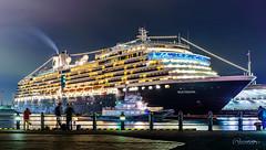 At Osanbashi Pier, Yokohama, Japan (aotaro) Tags: osanbashi cruiseship ship kanagawa westerdam ilce7m3 composite fe55mmf18za seaside osanbashipier sony yokohama ocean japan sea