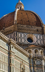 Italy - Firenze- Cathedral's dome by Brunelleschi (Marcial Bernabeu) Tags: bernabeu marcial bernabéu old italy art history architecture florence arquitectura europa europe italia arte toscana historia antiguo cathedral catedral dome florencia firenze duomo fiore cupula brunelleschi cattedrale cúpula cupola marc