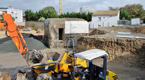 Blockhaus en sursis, La Rochelle