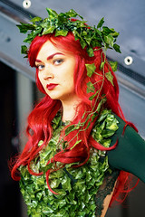 OI000188 (1) (Seb94220) Tags: pariscomiccon poisonivy comiccon cosplay olympus olympus75mm18 olympuspenf 75mm18 75mm penf