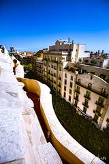 Mila_CB6A0099 (gkalaf) Tags: espana spain barcelona guadi casa mila pedrera