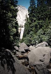 Yosemite, Sept. 1961, Kodachrome 35mm slide conversion (HandsOff) Tags: yosemite california september 1961 kodak kodachrome 35mm slide transparancy