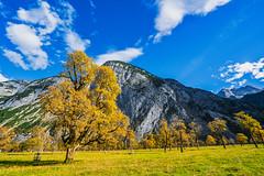 The Play of Clouds (*Capture the Moment*) Tags: 2018 austria autumn eng fotowalk grosserahornboden herbst october oktober sonya7miii sonya7m3 sonya7iii sonyfe1635mmf4zaoss sonyilce7m3 österreich