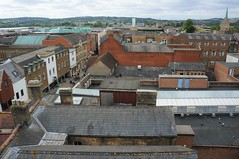 Oxford roofs (kendradrischler) Tags: oxford roofs horizon