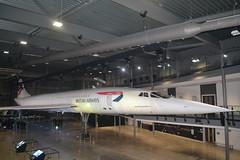 The Last Concorde (Gerry Rudman) Tags: bac aerospatiale concorde gboaf aerospace bristol filton