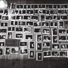 A wall of doggy's (M.A.Large Photography) Tags: photo photos photography film filmphotography 120 120film dog doggy photooftheday black blackandwhite blacknwhite white old pub yashica 80mm 35 ilford ilfordfilm iso asa 125 plus fp4 tlr twin lens reflex retro tags vintage mat bar