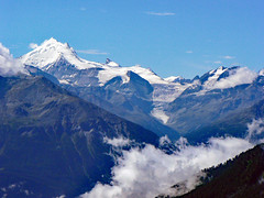 Le Alpi svizzere - The Swiss Alps (giorgiorodano46) Tags: agosto2008 august 2008 giorgiorodano lötschental switzerland swissalps suisse svizzera alpisvizzere schweiz wallis vallese alpesvalaisannes valais mountainlandscape mountain alpi alps alpes alpen alpipennine landscape