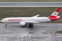 Austrian Airlines Boeing 777-2Z9ER OE-LPA (c/n 28698) (Manfred Saitz) Tags: vienna airport schwechat vie loww flughafen wien austrian airlines boeing 777200 772 b772 oelpa oereg