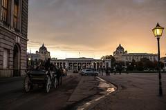 Sunset in Wien (sasa-b74) Tags: fujifilm xh1 23mm sunset street vienna wien