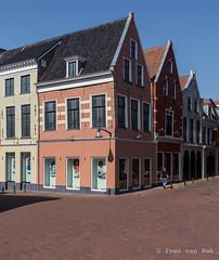 Naauw, Leeuwarden (Ivan van Nek) Tags: groentemarkt leeuwarden friesland thenetherlands nikon d7200 nikond7200 architecture ljouwert 2019 nederland dieniederlande paysbas sigma1770