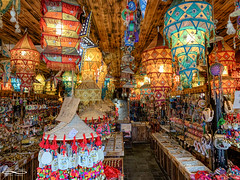 Souvenir Shop.jpg (outlaw.photography) Tags: lanterns infinityimages chrisdaugherty china102019 photography shop colors outlawphotography vibrant suzhouchinaoldtown china2019 light