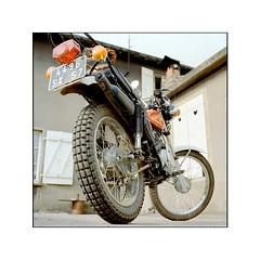 Honda-125 (JJDuvoisin) Tags: