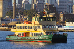 Fishburn, Darling Harbour, Sydney, September 11th 2014 (Southsea_Matt) Tags: fishburn firstfleetclass sydneyferries sydney newsouthwales australia september 2014 spring canon 60d passengertravel publictransport sea harbour wharf ferry boat ship vessel sarlingharbour