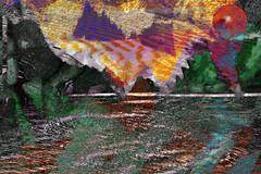 Lluvia (seguicollar) Tags: art arte artedigital texturas virginiaseguí imagencreativa photomanipulation agua water rain mar cielos