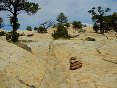El Morro National Monument (ups travel pics 4u) Tags: elmorronationalmonument newmexico cairn