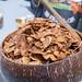 Thai Kokosnuss Chips - Schokolade und Meersalz Geschmack