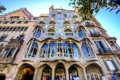 Batllo_CB6A0246_ (gkalaf) Tags: espana spain barcelona guadi casa batllo batlló hdr