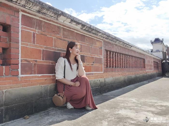 2019桃園花彩節 大溪場(月眉社區 李騰芳古厝) 交通路線 拍照攻略 @魚樂分享誌