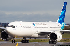 Garuda Indonesia Airbus A330-941 cn 1947 F-WWKV // PK-GHE (Clément Alloing - CAphotography) Tags: garuda indonesia airbus a330941 cn 1947 fwwkv pkghe toulouse airport aeroport airplane aircraft flight test canon 100400 spotting tls lfbo aeropuerto blagnac airways aeroplane engine sky ground take off landing 1d mark iv avgeek avgeeks planespotter spotter news aviation daily insta avnerd planeporn megaplane avitionnews dailynews