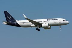 D-AINK - Lufthansa - Airbus A320-271N (5B-DUS) Tags: daink lufthansa airbus a320271n a320 neo ams eham amsterdam schiphol airport airplane aircraft aviation flughafen flugzeug planespotting plane spotting