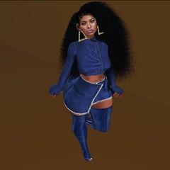 Random shit (Lola Wavy) Tags: melanin art photography avatar virtual unique style fashion blogger sl secondlife