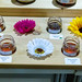 Vegablum Vegane Honigalternativen verschiedene Sorten auf der Veggieworld in Köln