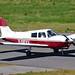 Private F-GFYV Piper PA-28-161 Warrior II cn/2841059 @ Aéroport de Cannes-Mandelieu LFMD / CEQ 24-05-2014
