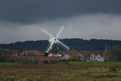 Cley windmill (PhotoCet) Tags: photocet norfolk cley cleynextthesea windmill