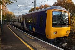 Northern 323234 (Mike McNiven) Tags: arriva railnorth northern earlestown liverpool limestreet warrington bankquay emu electric multipleunit merseyside chatmoss cheshire