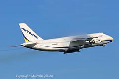AN124 UR-82007 ANTONOV AIRLINES (shanairpic) Tags: jetairliner freighter an124 antonovan124 ruslan shannon adb antonovairlines ur82007