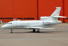 G-FLCN (GH@BHD) Tags: gflcn dassault falcon f900 falcon900 dassaultfalcon900b xclusivejets ltn eggw londonlutonairport lutonairport luton bizjet corporate executive aircraft aviation trijet
