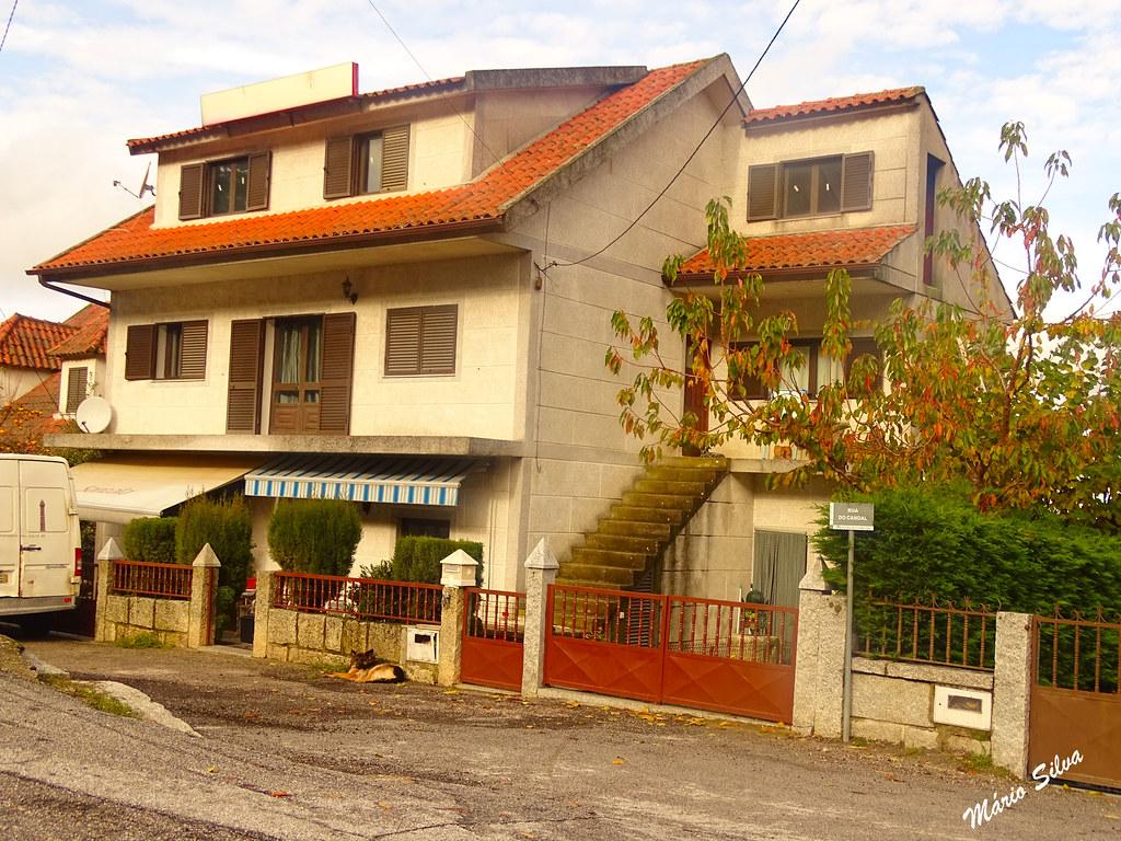 """Águas Frias (Chaves) - ... Café /Restaurante """"Quim Russo"""" ..."""