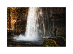 Amazing Iceland - Seljalandsfoss (Passie13(Ines van Megen-Thijssen)) Tags: 2019 ijsland iceland island seljalandsfoss seljalandsáriver waterfall wasserfall waterval canon inesvanmegen inesvanmegenthijssen