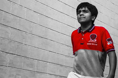 Picture #32 (Rishabh_Sharma_In) Tags: canon eos 1200d rebe t5 adobe photoshop lightroom editing street photography portrait red black white silence