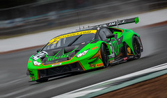 Photo of #72 Barwell Motorsport Lamborghini Huracan GT3 EVO: Phil Keen, Adam Balon