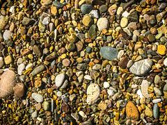 Beach (Bluebullet1) Tags: colour beach stone texture nature outside sea