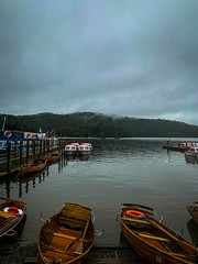 Bowness about to Rain Aug 2019 (Bluebullet1) Tags: sea landscape blue outside city water colour clouds light sky boat nature