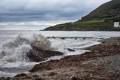 Wave (Phoenix Konstantin) Tags: bray ireland zeiss sel55f18z zeisssonnartfe55mmf18za landscape sea seaside waves