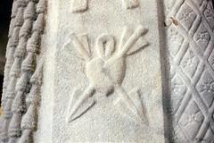 Eglise St-Martin de Veules-les-Roses (Philippe_28) Tags: camera france europe normandie analogue normandy argentique 76 seinemaritime caux veuleslesroses film photographie 135