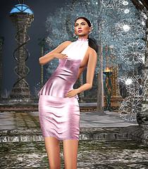 LuceMia - EVOLVE (2018 SAFAS AWARD WINNER - Favorite Blogger -) Tags: evolve sentimentaljourney fiftyfivelinden dress jumo hair kroesponytail sl secondlife mesh fashion creations blog beauty hud colors models lucemia