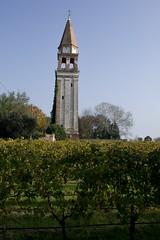 IMGP4676 (hlavaty85) Tags: venezia venice benátky san michele arcangelo michael campanilla zvonice tower věž mazzorbo