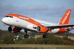 G-EZTB   Airbus A320-214   easyJet (james.ronayne) Tags: geztb airbus a320214 easyjet ezy u2 3843 aeroplane airplane plane aircraft luton ltn eggw canon 100400mm raw stunning gorgeous beautiful sharp sunny bright 5ds airliner airline passenger pax