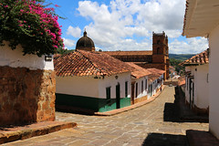 Barichara... (Zé Eduardo...) Tags: village town historic old colonial colombia colors barichara southamerica travel church street urban santander