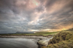 Slipway at Rosses Point (dmoon1) Tags: fujifilmxt2 sligo rossespoint sunset